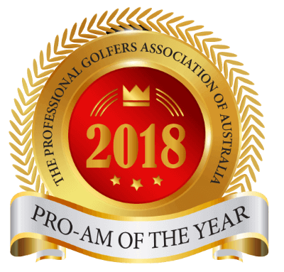Winner 2017 - Metropolitan Golf Course of the Year